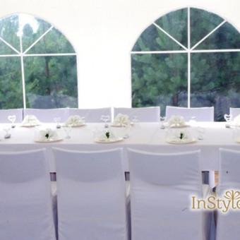 Palapinių, paviljonų ir papildomo inventoriaus nuoma / Paviljonų palapinių nuoma / Darbų pavyzdys ID 422279