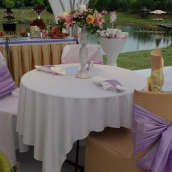 PAVILJONŲ, baldų, apšvietimo, dekoracijų nuoma  Jūsų šventei / VIP paviljonai / Darbų pavyzdys ID 422533