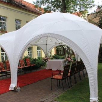 PAVILJONŲ, baldų, apšvietimo, dekoracijų nuoma  Jūsų šventei / VIP paviljonai / Darbų pavyzdys ID 422539
