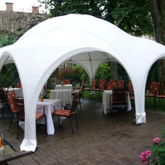 PAVILJONŲ, baldų, apšvietimo, dekoracijų nuoma  Jūsų šventei / VIP paviljonai / Darbų pavyzdys ID 422543