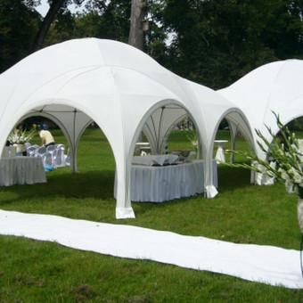 PAVILJONŲ, baldų, apšvietimo, dekoracijų nuoma  Jūsų šventei / VIP paviljonai / Darbų pavyzdys ID 422547