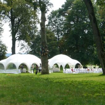 PAVILJONŲ, baldų, apšvietimo, dekoracijų nuoma  Jūsų šventei / VIP paviljonai / Darbų pavyzdys ID 422549
