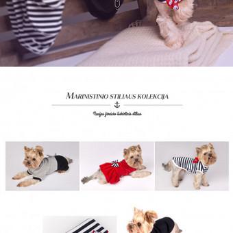 Rūbai šunims — tai išskirtinio dizaino rūbai keturkojams, kurie yra sukurti Lietuvoje su meile. Mes padarėme interneto parduotuvę su labai paprastu pirkimo procesu.
