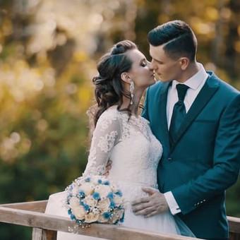 Vestuvių filmavimas - Turime ir fotografą! / Vestuvių kinas / Darbų pavyzdys ID 422887
