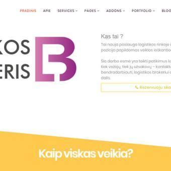#1 Interneto svetainių, bei parduotuvių kūrimas,  SEO / Jonas Urbonas / Darbų pavyzdys ID 422945