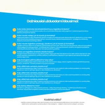 #1 Interneto svetainių, bei parduotuvių kūrimas,  SEO / Jonas Urbonas / Darbų pavyzdys ID 422947