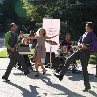 """Profesionalūs ir linksmi muzikantai iš diksilendo SWEETBAND / Diksilendas """"Sweetband"""" / Darbų pavyzdys ID 423319"""
