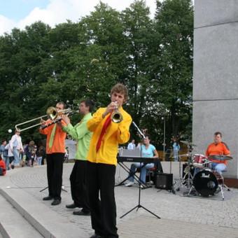 """Profesionalūs ir linksmi muzikantai iš diksilendo SWEETBAND / Diksilendas """"Sweetband"""" / Darbų pavyzdys ID 423331"""