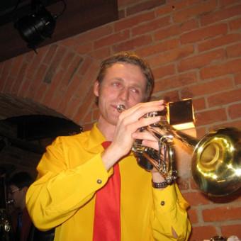 """Profesionalūs ir linksmi muzikantai iš diksilendo SWEETBAND / Diksilendas """"Sweetband"""" / Darbų pavyzdys ID 423333"""