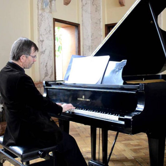 Gyva solo akordeono ir (ar) pianino muzika / Relax / Darbų pavyzdys ID 423517