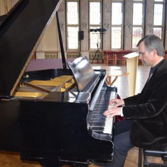 Gyva solo akordeono ir (ar) pianino muzika / Relax / Darbų pavyzdys ID 423525