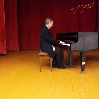 Gyva solo akordeono ir (ar) pianino muzika / Relax / Darbų pavyzdys ID 423527
