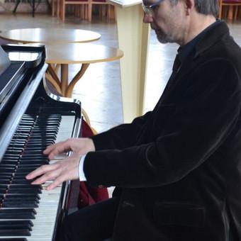 Gyva solo akordeono ir (ar) pianino muzika / Relax / Darbų pavyzdys ID 423531