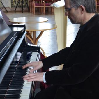 Gyva solo akordeono ir (ar) pianino muzika / Relax / Darbų pavyzdys ID 423533