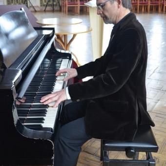 Gyva solo akordeono ir (ar) pianino muzika / Relax / Darbų pavyzdys ID 423537