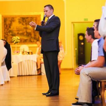Vestuvių vedėjas ir DJ. / renginiuidejos.lt / Darbų pavyzdys ID 424555