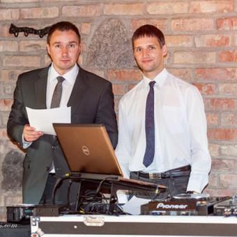 Vestuvių vedėjas ir DJ. / renginiuidejos.lt / Darbų pavyzdys ID 424557