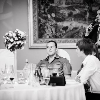 Vestuvių vedėjas ir DJ. / renginiuidejos.lt / Darbų pavyzdys ID 424567