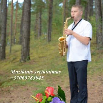 Saksofono muzika + DJ Jūsų šventiniam vakarui... / Saksofono muzika Jūsų šventiniam vakarui... / Darbų pavyzdys ID 424739
