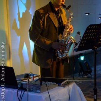 Saksofono muzika + DJ Jūsų šventiniam vakarui... / Saksofono muzika Jūsų šventiniam vakarui... / Darbų pavyzdys ID 424745