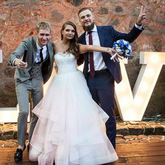 Vestuvių ir renginių vedėjas Donatas Šimkus / Donatas Šimkus / Darbų pavyzdys ID 425141