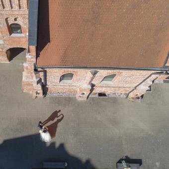 Foto - Video - Media - Grafika. Filmavimas prof. dronais / Oro Vizija / Darbų pavyzdys ID 425207