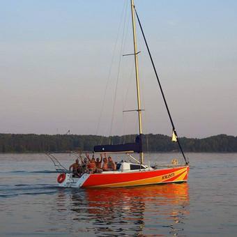 Jachtos nuoma KAUNO MARIOSE / Rimantas Brunza / Darbų pavyzdys ID 425271