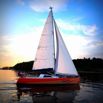 Jachtos nuoma KAUNO MARIOSE / Rimantas Brunza / Darbų pavyzdys ID 425275