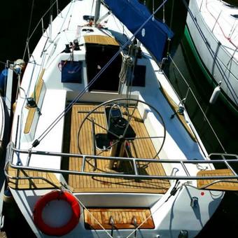Jachtos nuoma KAUNO MARIOSE / Rimantas Brunza / Darbų pavyzdys ID 425277