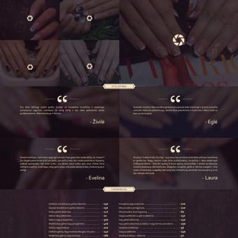 www.justesstudija.lt -  Web dizainas