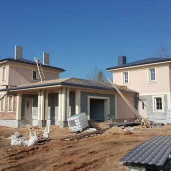 Namų statyba nuo 350 eur / 1m2 su medžiagomis / Ruslanas / Darbų pavyzdys ID 425773
