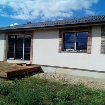 Namų statyba nuo 350 eur / 1m2 su medžiagomis / Ruslanas / Darbų pavyzdys ID 425777