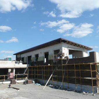 Namų statyba nuo 350 eur / 1m2 su medžiagomis / Ruslanas / Darbų pavyzdys ID 425779