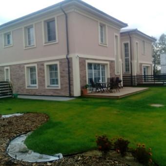 Namų statyba nuo 350 eur / 1m2 su medžiagomis / Ruslanas / Darbų pavyzdys ID 425781