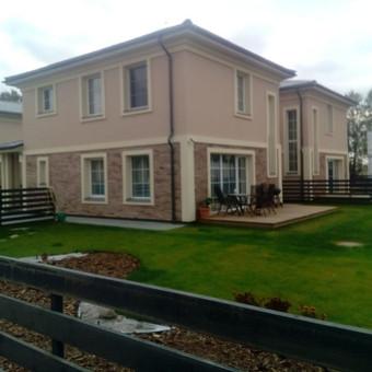 Namų statyba nuo 350 eur / 1m2 su medžiagomis / Ruslanas / Darbų pavyzdys ID 425783