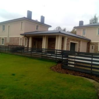 Namų statyba nuo 350 eur / 1m2 su medžiagomis / Ruslanas / Darbų pavyzdys ID 425785