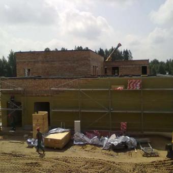 Namų statyba nuo 350 eur / 1m2 su medžiagomis / Ruslanas / Darbų pavyzdys ID 425787