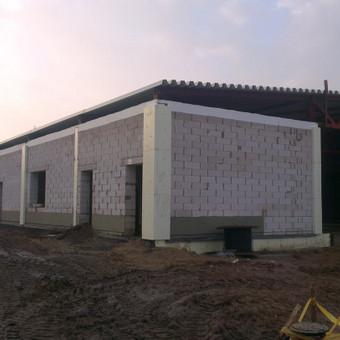 Namų statyba nuo 350 eur / 1m2 su medžiagomis / Ruslanas / Darbų pavyzdys ID 425789