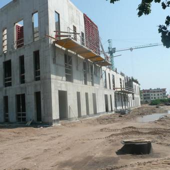 Namų statyba nuo 350 eur / 1m2 su medžiagomis / Ruslanas / Darbų pavyzdys ID 425793