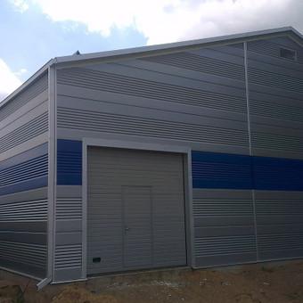 Namų statyba nuo 350 eur / 1m2 su medžiagomis / Ruslanas / Darbų pavyzdys ID 425795
