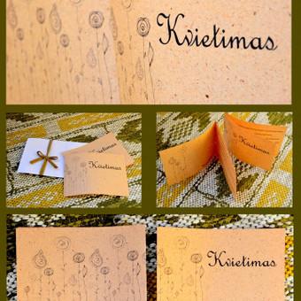 Rankų darbo dovanos ir interjero detalės / Vilma / Darbų pavyzdys ID 65184