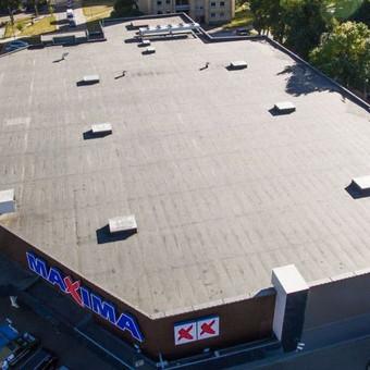 Plokščio stogo meistrai ir konsultantai / UAB Volas / Darbų pavyzdys ID 328605