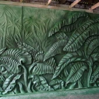 Metalo gaminiai, konstrukcijos, dekoracijos, skulptūros. / Linas / Darbų pavyzdys ID 426429