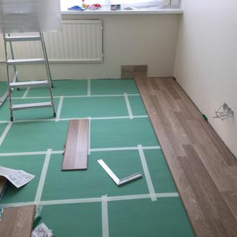 Vidaus apdailos darbai / Kazimieras Antanavičius / Darbų pavyzdys ID 426563