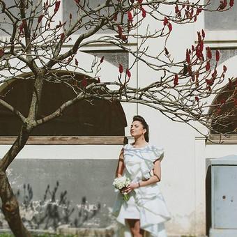 Vestuvinių ir proginių suknelių siuvėja Vilniuje / Oksana Dorofejeva / Darbų pavyzdys ID 65242