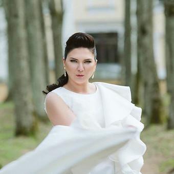 Vestuvinių ir proginių suknelių siuvėja Vilniuje / Oksana Dorofejeva / Darbų pavyzdys ID 65244