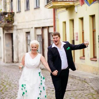 Vestuvinių ir proginių suknelių siuvėja Vilniuje / Oksana Dorofejeva / Darbų pavyzdys ID 65246