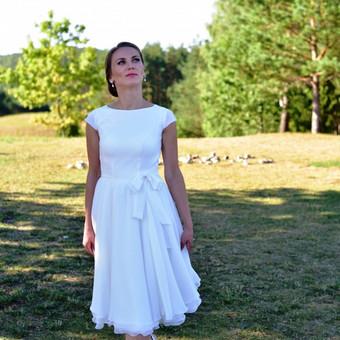 Vestuvinių ir proginių suknelių siuvėja Vilniuje / Oksana Dorofejeva / Darbų pavyzdys ID 65247