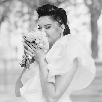 Vestuvinių ir proginių suknelių siuvėja Vilniuje / Oksana Dorofejeva / Darbų pavyzdys ID 65243