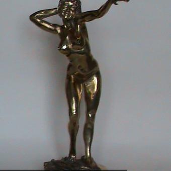 Skulptūra pagal užsakymą / Anastasiia Gaidar / Darbų pavyzdys ID 427297